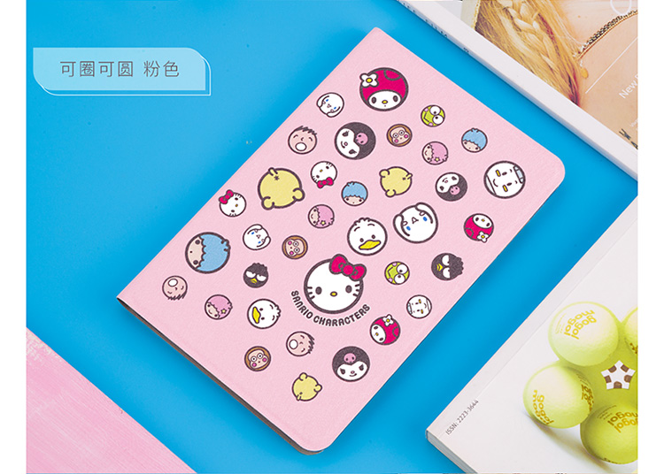 Hello Kitty Xiaomi MiPad Mi Pad 2 3 Case Cover Casing+Tempered Glass