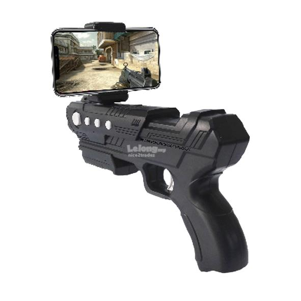 HelloAR Pro Plastic AR Gun RK2 Game Button Bluetooth Controller with 2