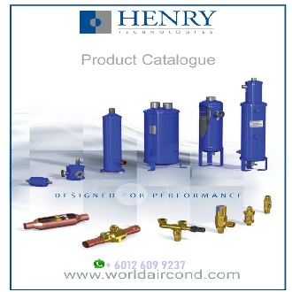 Henry Suction Accumulator Parts Accessories