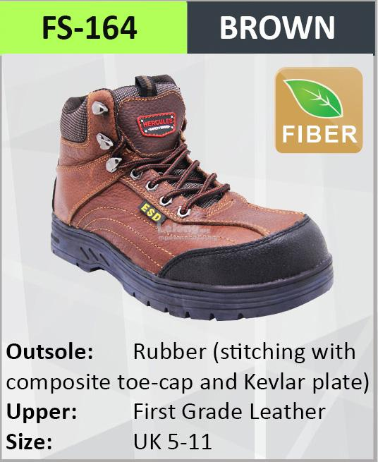 Hercules ESD Safety Shoes Cow Leathe (end 6 26 2020 2 15 PM) db8c3dc796