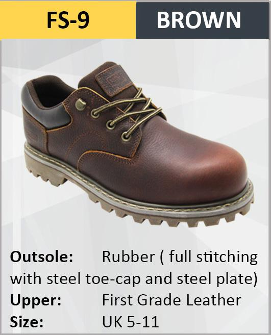 Hercules Safety Shoes First Grade Cow Leather Fiber Steel Shoes Boot. ‹ › 294df5f1fb