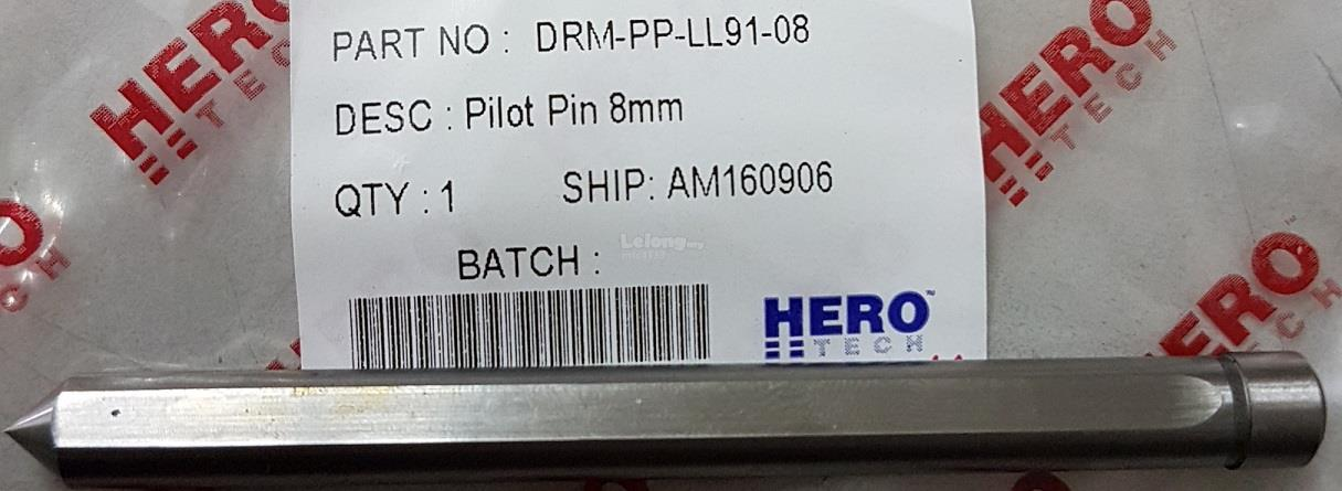 HERO pilot pin 8mm