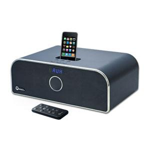 Hibikii 2.1 Speaker System + AM/FM Radio + iPod 40GB