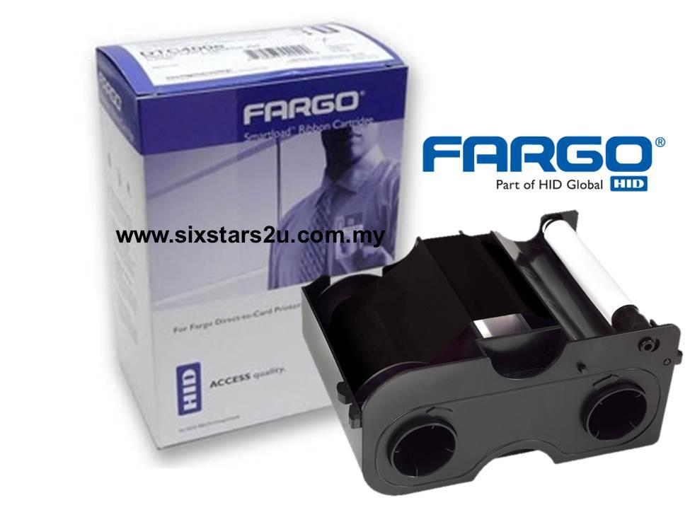 HID FARGO MONO RIBBON - BLACK