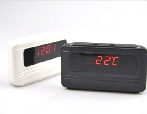 Hidden Clock Camera With 24 Hours Recording (WCH-13B).