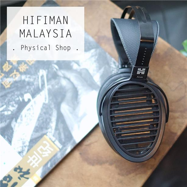 HiFiMAN Arya - Planar Magnetic Open Back Over Ear Around Ear Audiophil