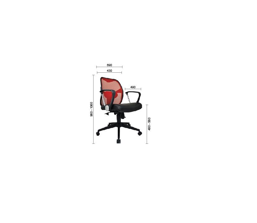 HIGH BACK CHAIR NT-03