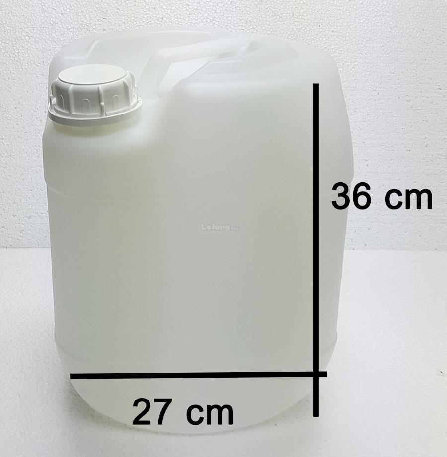 High-density polyethylene (HDPE) Container 20 Liter Bigger bottle
