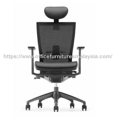 High Back Executive Office Chair with Headrest OFMX8110N-20A68 KL OUG. u2039 u203a  sc 1 st  Lelong.my & High Back Executive Office Chair wi (end 7/16/2020 11:15 AM)