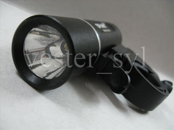 High Power Dual-Mode LED Bike Light New (4XAAA)