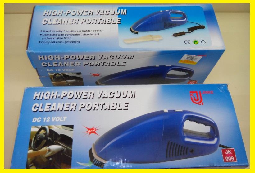 High Power Portable Vacuum Cleaner universal 12volt car house shop $RM