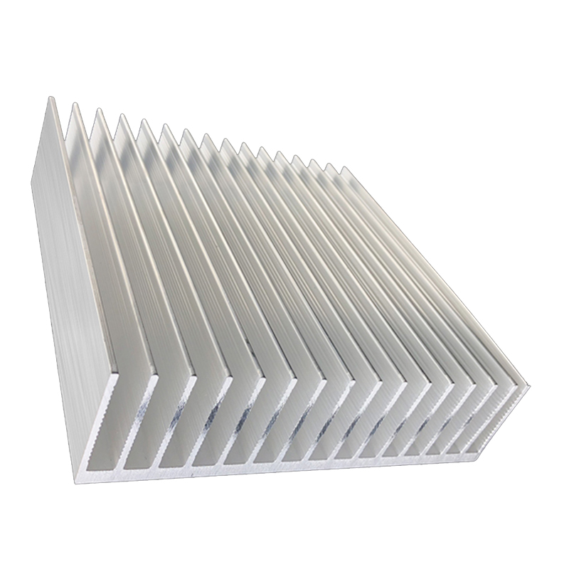 High Power Radiator Heatsink for Thermoelectric Cooling System