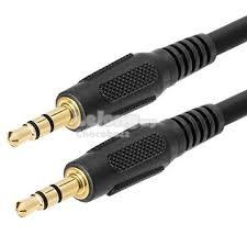 HIGH QUALITY AUDIO 3.5MM (M) TO 3.5MM (M) CABLE 15M