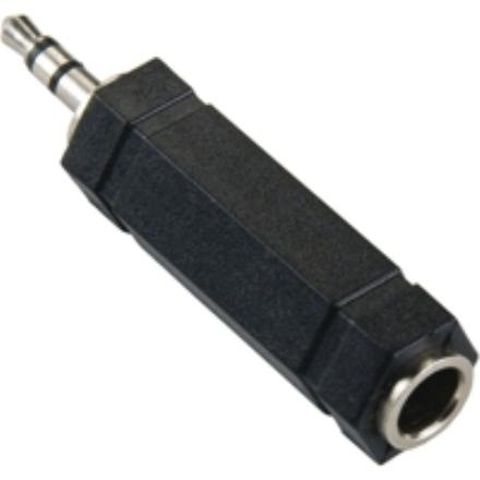 HIGH QUALITY AUDIO 6.5MM (F) TO 3.5MM (M) CONVERTER