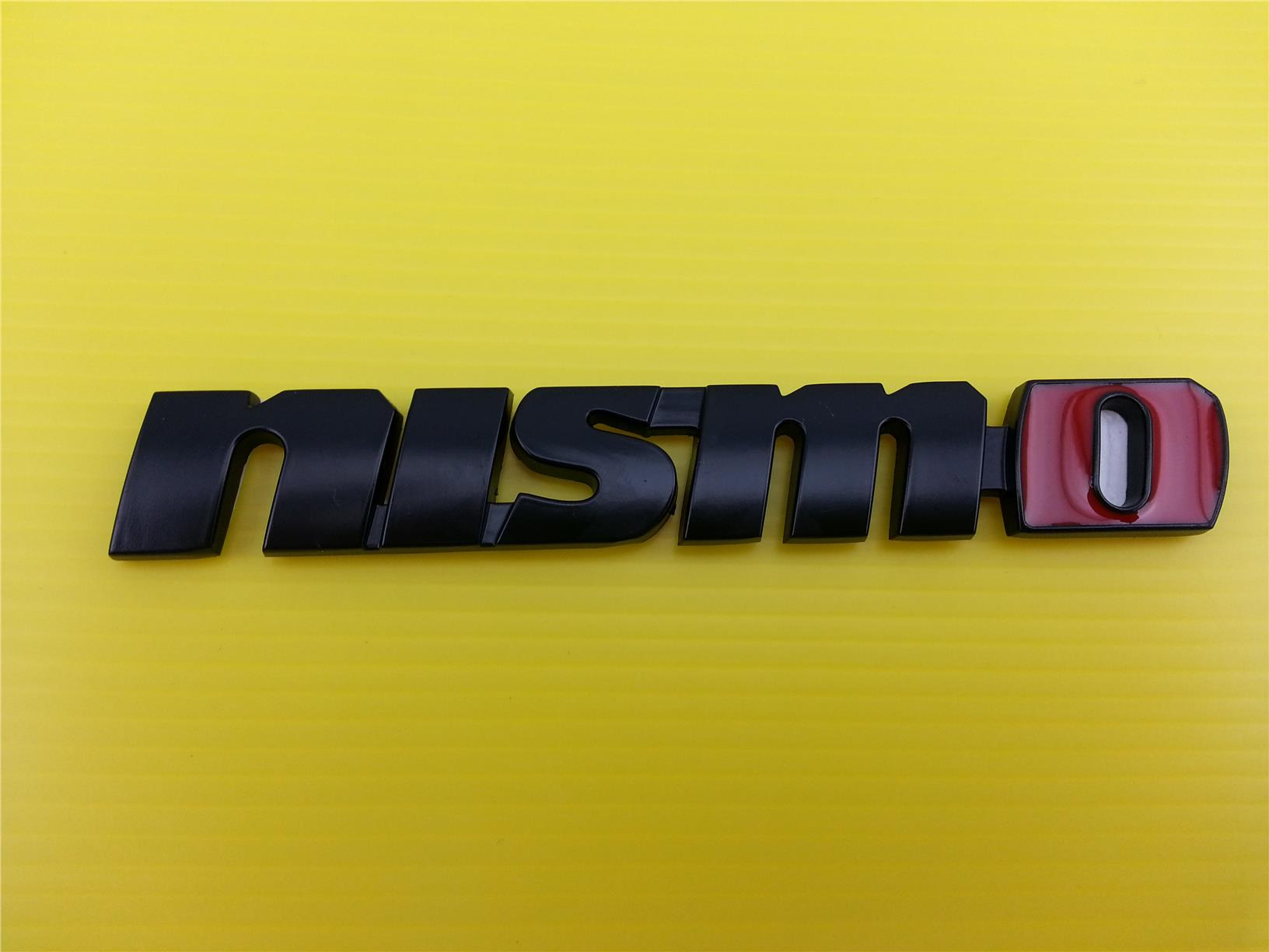 Nismo Emblem High Quality Metal Emblem by Nismo