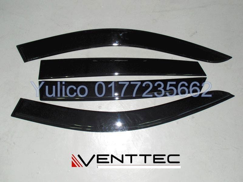 HIGH QUALITY BMW X5 (F15) DOOR VISOR FOR YEAR 14' AND ABOVE