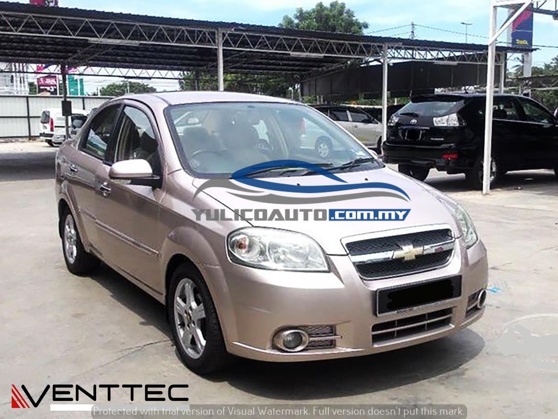 Özellikler Chevrolet Aveo T200