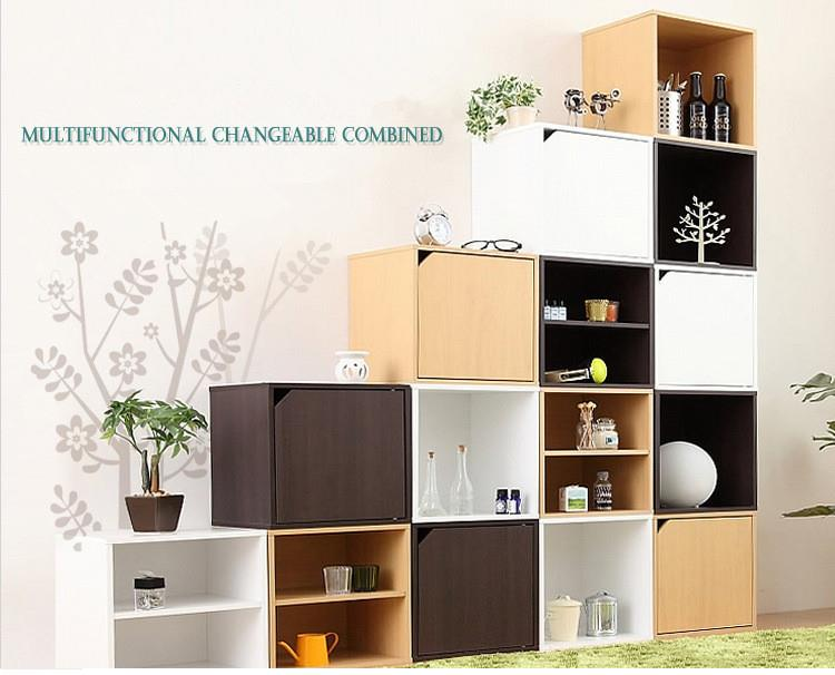 High Quality DIY Creative Design Storage Cabinet Cube Bookshelf. U2039 U203a