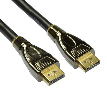 High Quality DP Male Cable to DisplayPort Extension Cable (2m)