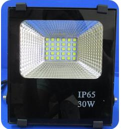 High Quality FLOODLIGHT LED 30W FLAT( BLACK)