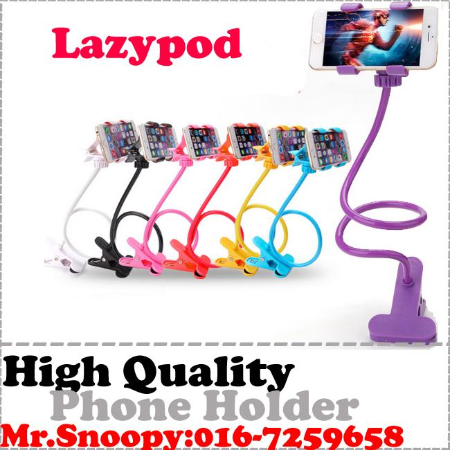 High Quality Lazypod Phone Holder Support Up To 6.3 Inch Phones