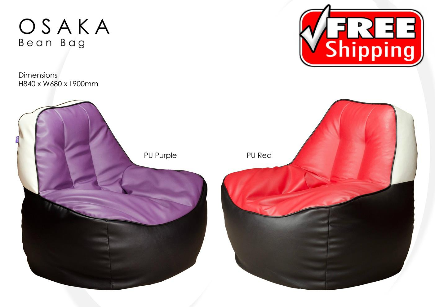 High Quality Osaka Bean Bag Sofa Chair