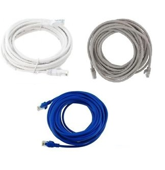 HIGH QUALITY RJ45 CAT5E UTP NETWORK STRAIGHT CABLE 5M