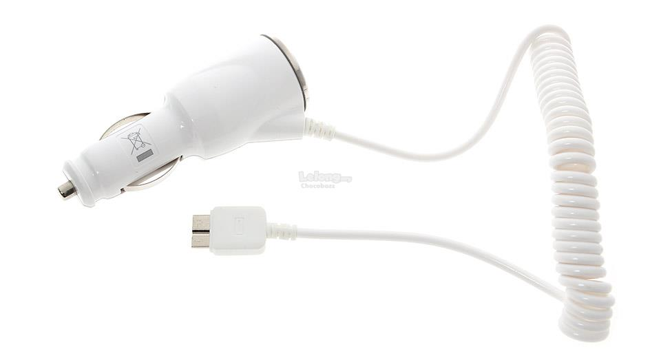 HIGH QUALITY SAMSUNG NOTE 3 IN CAR CHARGER