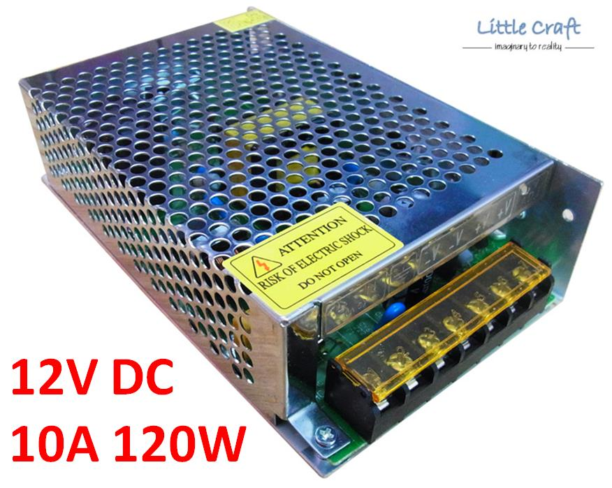 High Quality Switching Power Supply 12V 10A 120W