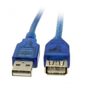 HIGH QUALITY USB 2.0 EXTENSION CABLE (AM-AF) 5M