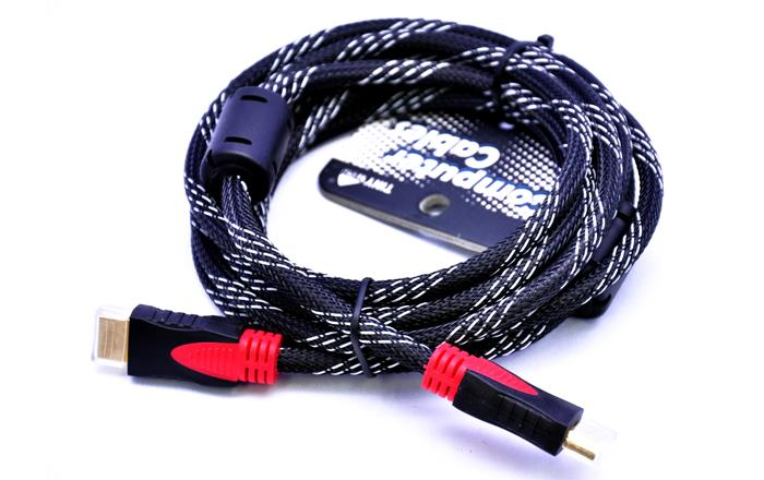 HIGH QUALITY V1.4 FULL HD 1080P HDMI TO HDMI CABLE 10.0M (HDMI14/10)