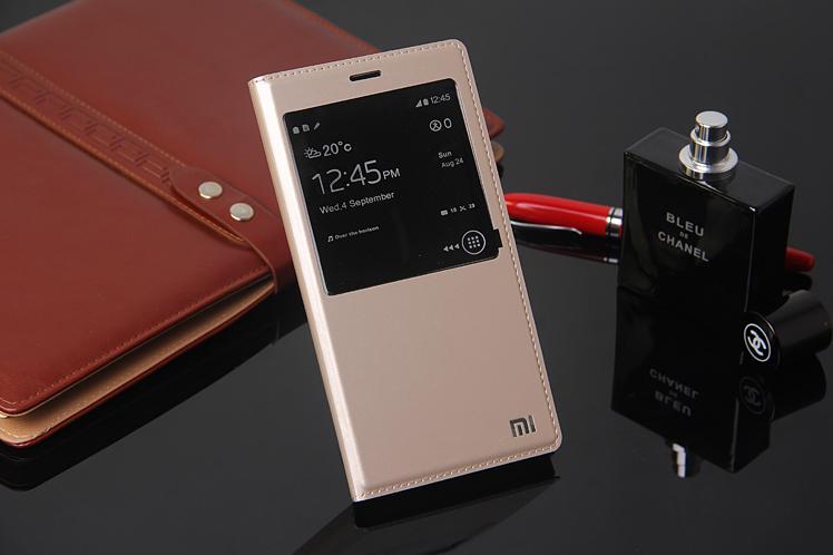 pretty nice 2432c 00943 High Quality Xiaomi Redmi Note 3G/4G Smart Cover/ Redmi Note Casing