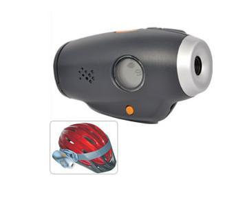 High Resolution Helmet Camera, Digital Video Recorder (DVR-18).