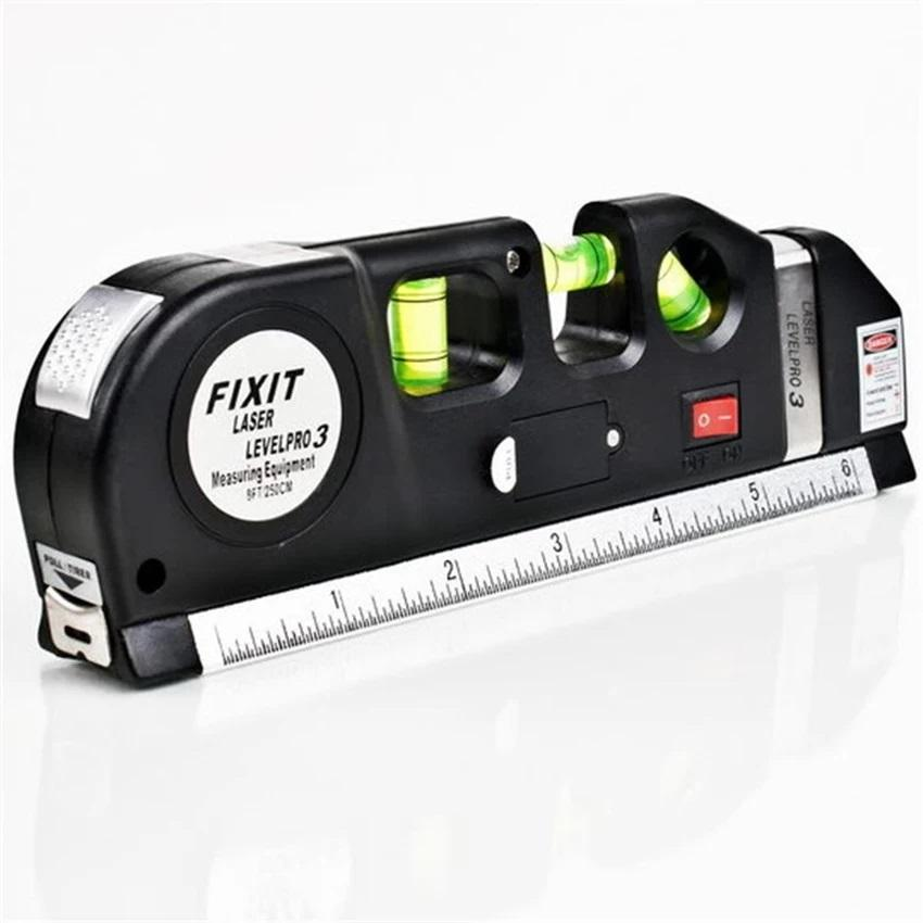 High Sensitivity Professional Light Beam Laser Level Horizon Vertical