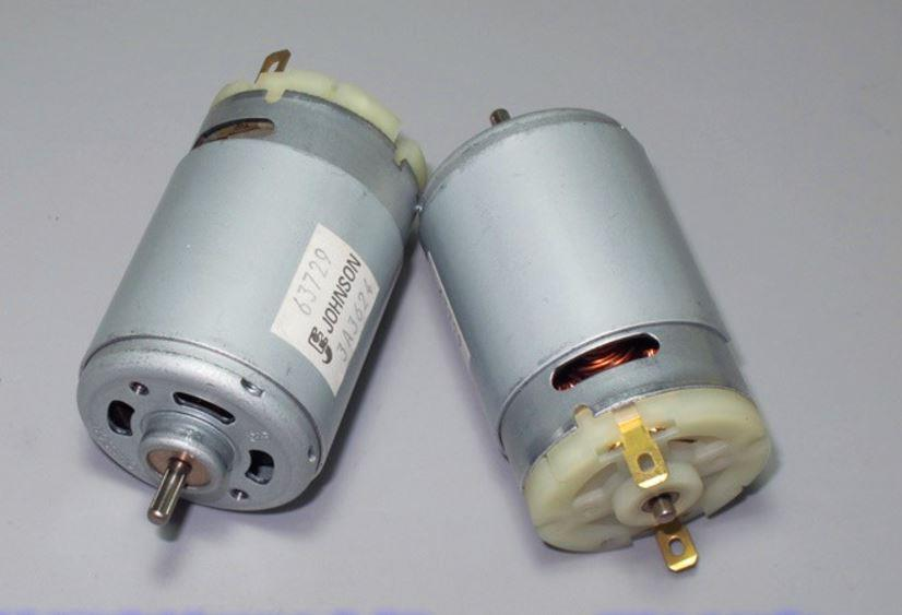 High Speed Power DC Motor 6-12V 1.9A 23000RPM
