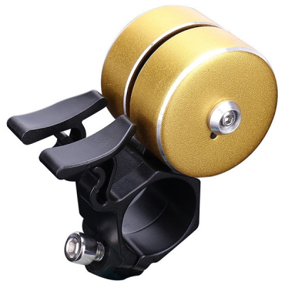 High Volume Bicycle Scooter Bells for Xiaomi Mi Electric Scooters (GOLD)