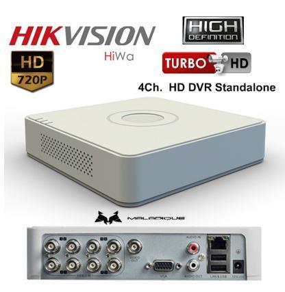 Hikvision Cctv Hd Turbo 4ch Dvr St End 12 19 2018 1 15 Am