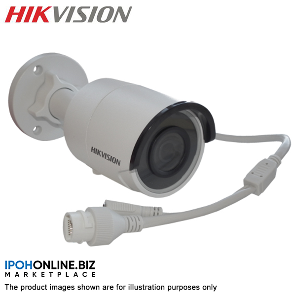 Hikvision DS-2CD2043G0-I 4MP Outdoor Network Bullet Camera CCTV