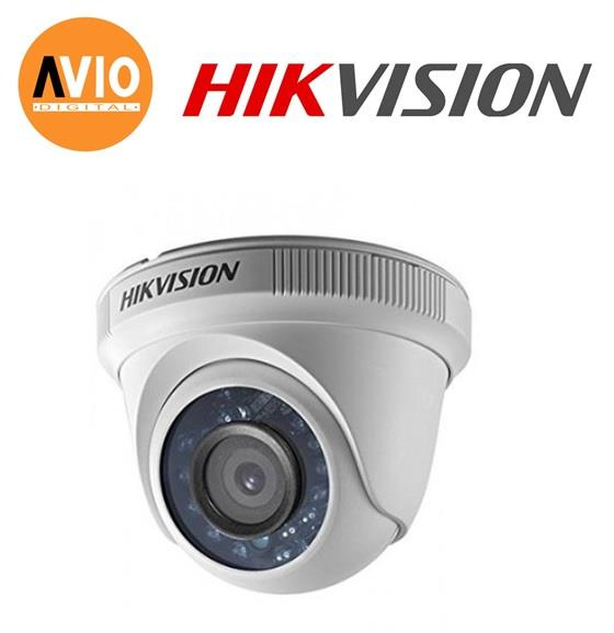 Hikvision DS-2CE56D0T-IPF 2MP 1080P Dome Eyeball 20m CCTV Camera