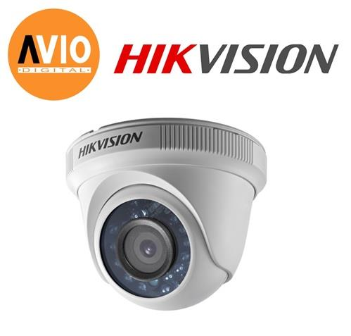 Hikvision DS-2CE56D0T-IRF 2MP 1080P Dome IP66 Eyeball 20m CCTV Camera