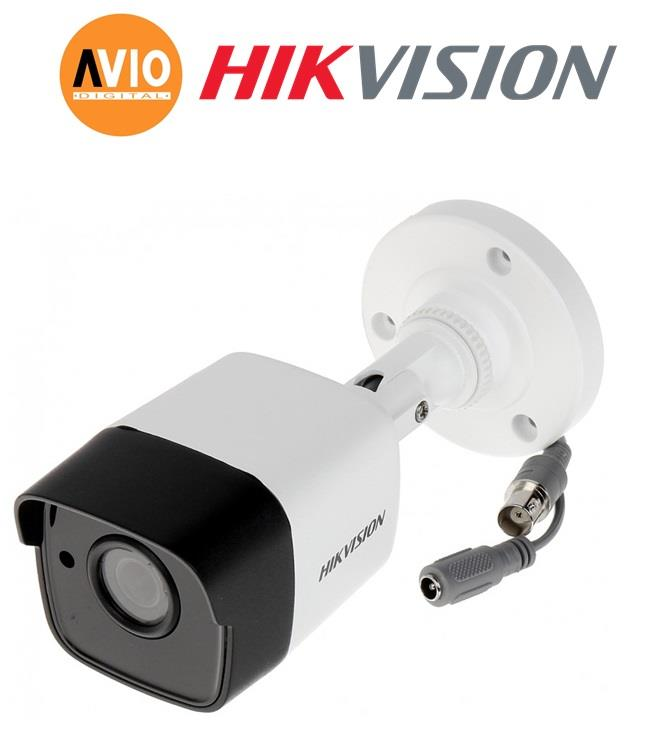 Hikvision DS0-2CD1053G0 5MP Bullet IP Network CCTV Camera