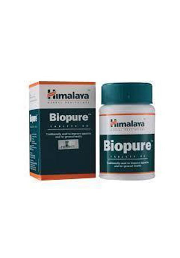 Himalaya Bio Pure (Improve Appetite Tingkat Selera Makan) 180tabs
