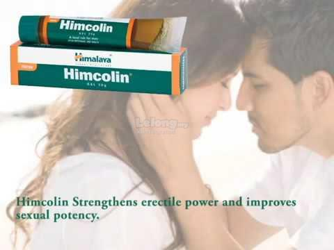 Himalaya Herbal Himcolin Gel 30g (Strengthen Erectile Power)