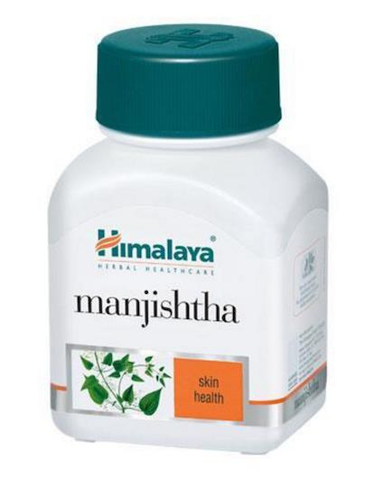 Himalaya Manjishtha Skin disorders, Rheymatism, Urinary infection