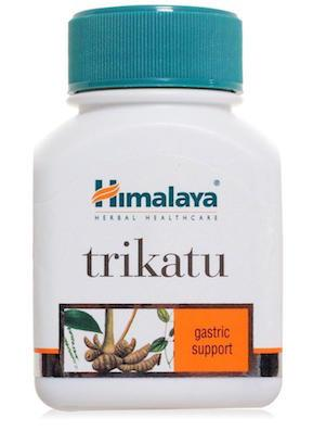 Himalaya Trikatu Gastric Support, Indigestion, Loss of appetite
