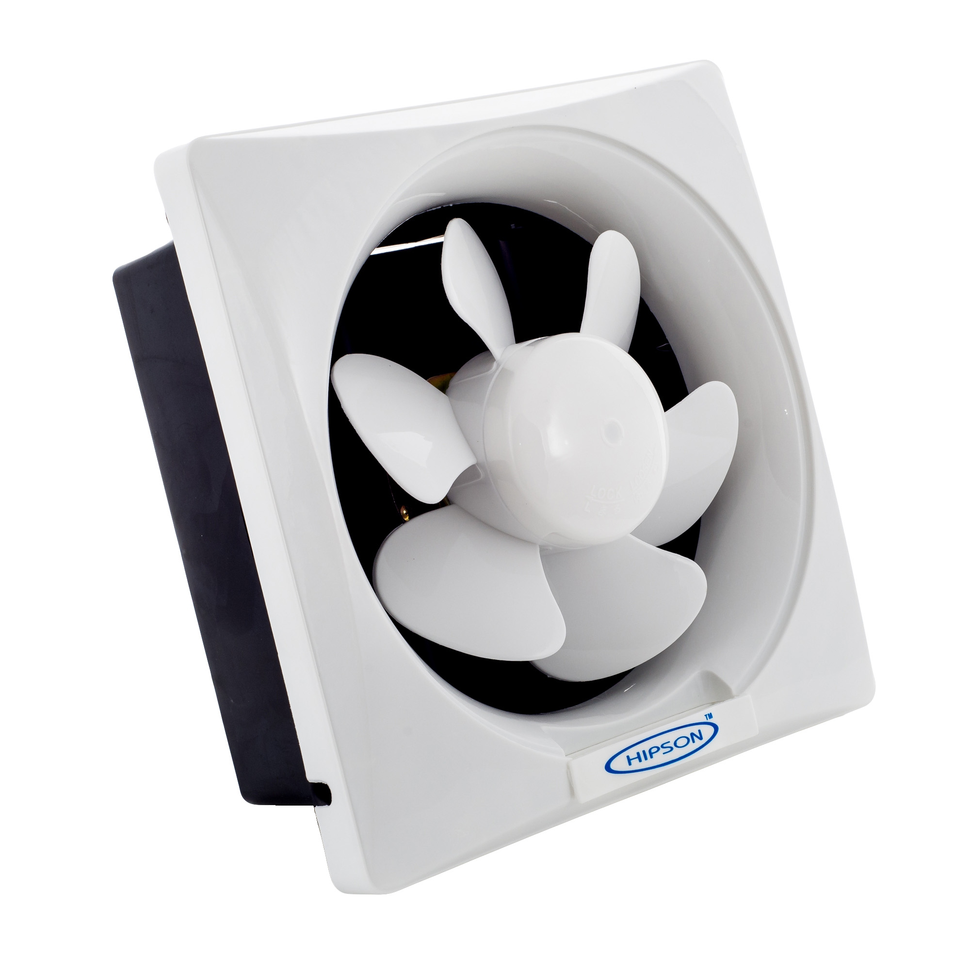 HIPSON 8' PVC Exhaust Fan- Wall Type