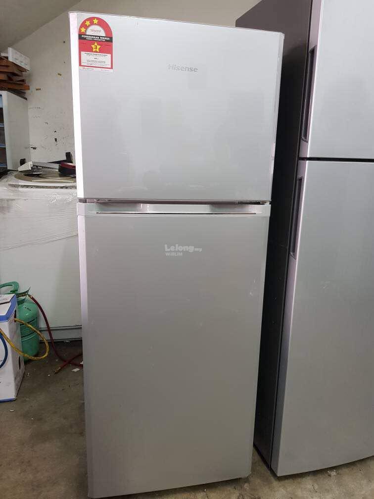 Hisense Fridge 2 Doors Refrigerator End 12 31 2017 5 52 Pm