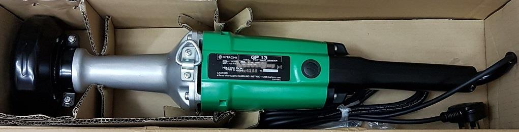 HITACHI 125mm portable grinder