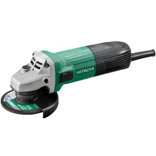 HITACHI G10SS2 DISC GRINDER WITH SLIDE SWITCHES 100MM (4 INCH) 600W