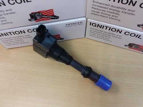 hitachi ignition coil. hitachi ignition coil for honda city idsi (front) *made in japan* a